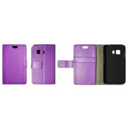 Samsung Galaxy Young 2 - Preklopna torbica (WL) - vijolična
