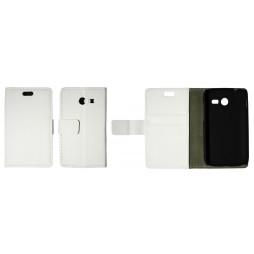 Samsung Galaxy Pocket 2 - Preklopna torbica (WL) - bela