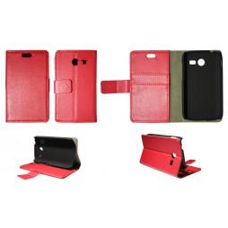 Samsung Galaxy Pocket 2 - Preklopna torbica (WL) - rdeča