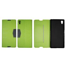 Sony Xperia Z5 - Preklopna torbica (47G) - zelena