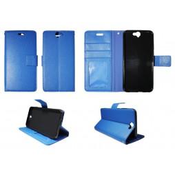 HTC One A9 - Preklopna torbica (WLG) - modra