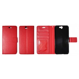 HTC One A9 - Preklopna torbica (WLG) - rdeča