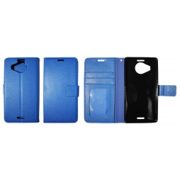 Microsoft Lumia 950 XL - Preklopna torbica (WLG) - modra