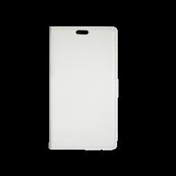 Huawei Y6 - Preklopna torbica (WL) - bela