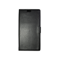 Huawei Y6 - Preklopna torbica (WL) - črna