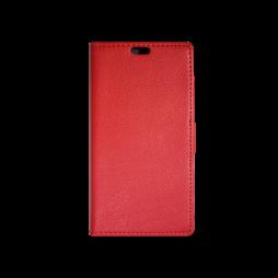 Huawei Y6 - Preklopna torbica (WL) - rdeča
