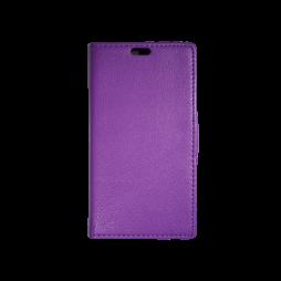 Huawei Y6 - Preklopna torbica (WL) - vijolična