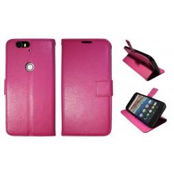 Huawei Nexus 6P - Preklopna torbica (WLG) - roza