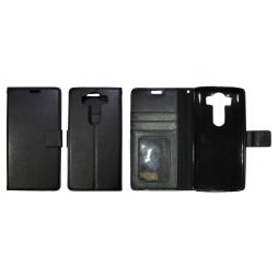 LG V10 - Preklopna torbica (WLG) - črna