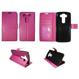 LG V10 - Preklopna torbica (WLG) - roza