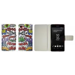 Sony Xperia Z5 - Preklopna torbica (WLGP) - Boom bam
