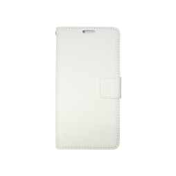 Sony Xperia M5 - Preklopna torbica (WLG) - bela