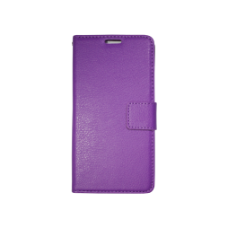 Sony Xperia M5 - Preklopna torbica (WLG) - vijolična