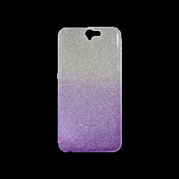 HTC One A9 - Gumiran ovitek (TPUB) - vijolična