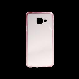 Samsung Galaxy A3 (2016) - Gumiran ovitek (TPUD) - roza