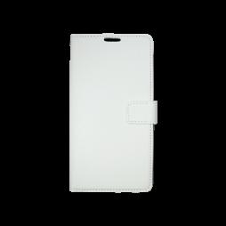 Huawei Mate 8 - Preklopna torbica (WLG) - bela