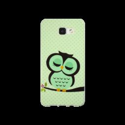 Samsung Galaxy A5 (2016) - Gumiran ovitek (TPUP) - Owl