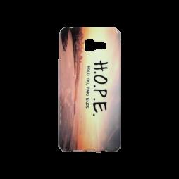 Samsung Galaxy A3 (2016) - Gumiran ovitek (TPUP) - H.O.P.E.