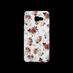 Samsung Galaxy A3 (2016) - Gumiran ovitek (TPUP) - Flowers