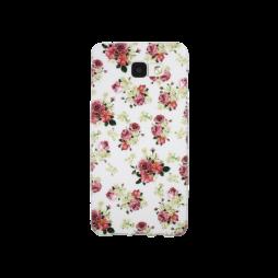 Samsung Galaxy A5 (2016) - Gumiran ovitek (TPUP) - Flowers