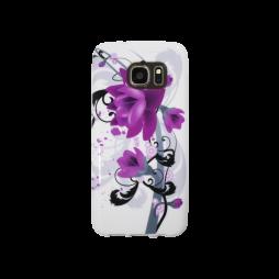Samsung Galaxy S7 - Gumiran ovitek (TPUP) - Water lily