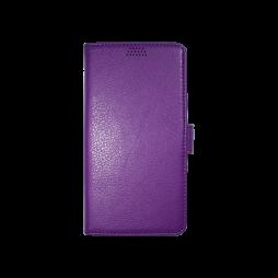 Huawei Y6 - Preklopna torbica (WLG) - vijolična
