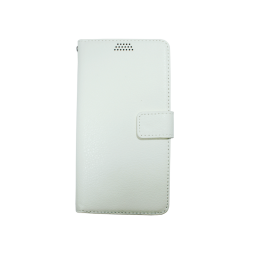 LG G5/G5 SE - Preklopna torbica (WLG) - bela