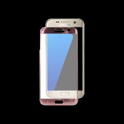 Samsung Galaxy S7 - Zaščitno steklo Excellence (0,33) - roza