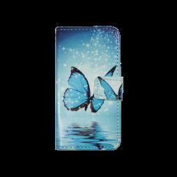 Sony Xperia Z5 Compact - Preklopna torbica (WLGP) - Blue butterfly