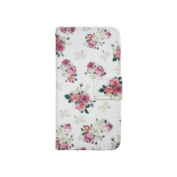 Sony Xperia Z5 Compact - Preklopna torbica (WLGP) - Flowers