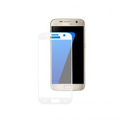 Samsung Galaxy S7 - Zaščitno steklo Excellence (0,33) - belo