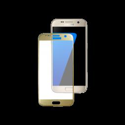 Samsung Galaxy S7 - Zaščitno steklo Excellence (0,33) - zlato