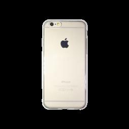 Apple iPhone 6/6S - Gumiran ovitek (TPU) - prozoren