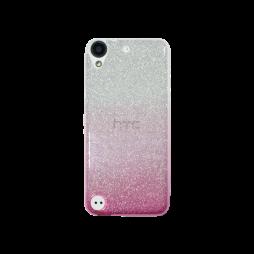 HTC Desire 530/630 - Gumiran ovitek (TPUB) - roza