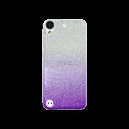HTC Desire 530/630 - Gumiran ovitek (TPUB) - vijolična