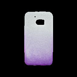 HTC 10/10 Lifestyle - Gumiran ovitek (TPUB) - vijolična