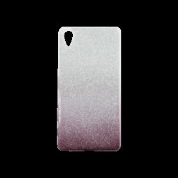 Sony Xperia X - Gumiran ovitek (TPUB) - kavna