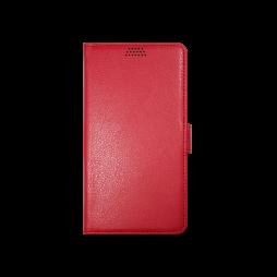 HTC 10/10 Lifestyle - Preklopna torbica (WLG) - rdeča