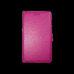 HTC 10/10 Lifestyle - Preklopna torbica (WLG) - roza