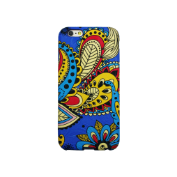 Apple iPhone 6/6S - Gumiran ovitek (TPU3D) - vzorec 3