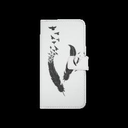 LG G5/G5 SE - Preklopna torbica (WLGP) - Feather