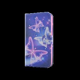 LG G5/G5 SE - Preklopna torbica (WLGP) - Magic butterfly