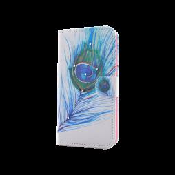 LG G5/G5 SE - Preklopna torbica (WLGP) - Peacock feather