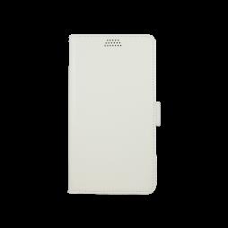LG K8 - Preklopna torbica (WLG) - bela