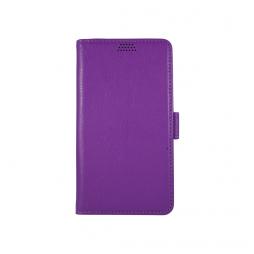 LG K8 - Preklopna torbica (WLG) - vijolična