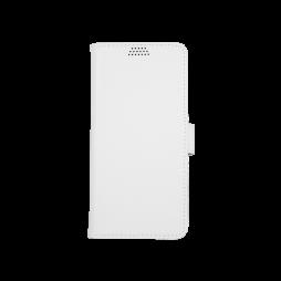 Sony Xperia X - Preklopna torbica (WLG) - bela