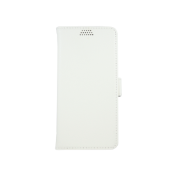 Sony Xperia XA - Preklopna torbica (WLG) - bela