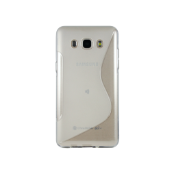 Samsung Galaxy J5 (2016) - Preklopna torbica (TPU) - bela