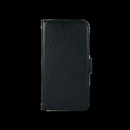 Samsung Galaxy J1 (2016) - Preklopna torbica (WLG) - črna