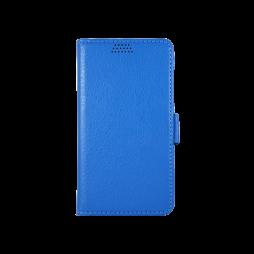 Samsung Galaxy J1 (2016) - Preklopna torbica (WLG) - modra